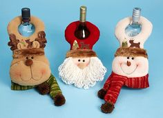 !! Felt Christmas, Christmas Crafts, Christmas Decorations, Christmas Ornaments, Holiday Decor, Felt Doll Patterns, Felt Dolls, Decoupage, Fabric