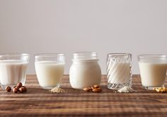 More people are drinking nut milks than ever before #WellnessTrends