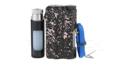 $84.99 (Free Shipping) Authentic DOVPO Topside 90W TC VW Squonk Box Mod (Topside, Black Grey) at m.FastTech.com - FastTech Mobile