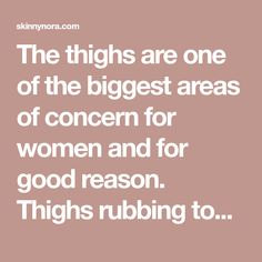 The thighs are one of the biggest areas of concern for women and for good reason. Thighs rubbing together is not only a pain in finding good looking fitted clothes, but it can also be painful! Thighs are a minor muscle group in our lower body compared to our quads, hamstrings and glutes, so it …