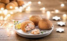 Polpette di salmone - Il Natale di Cucchiaio d'Argento