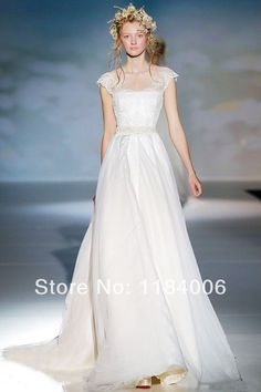 Free Shipping 2014 New Custom lace Bridal Gowns Wedding Dresses  HK-138 $167.99