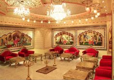 Virasat Sheesh Mahal famous heritage restaurant where you get royal by live music, folk dance, Rajasthani thali, rajasthan tourism, pre marriage shoot