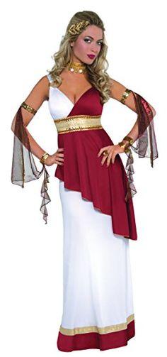 Römische Kaiserin Kostüm Damen Fasching (Klein)