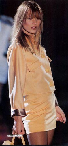 Kate Moss - Gianni Versace