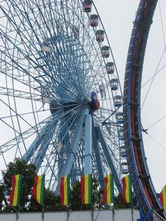 Texas Giant Ferris Wheel.