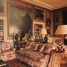 Country House Interior, Interior And Exterior, Interior Design, Artistic Room, Interior Inspiration, Life Inspiration, Interior Ideas, Vintage Interiors, Cottage Homes