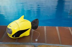 BIKI is anunderwater drone that can shoot 4K videos and make your summer holidays even greater. The drone is able to automatically balance itself, avoid obstacles and return to home like an aerial…