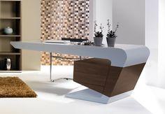 Secretárias Desks www.intense-mobiliario.com  URSULA
