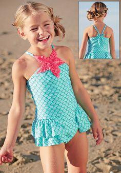 From CWDkids: Starfish Swim Suit.