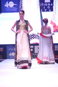 Embellished by Sadaf Amir @ IFF Formal Dresses, Clothes, Collection, Fashion, Dresses For Formal, Outfits, Moda, Formal Gowns, Fashion Styles