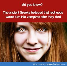 Ancient gingers