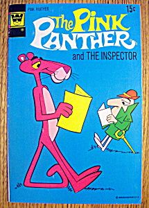The Pink Panther Comic #11 1973