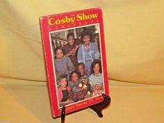 Cosby Show Scrapbook Hard Cover 1986 Sharon Pub Bill Cosby Phylicia Rashad TV