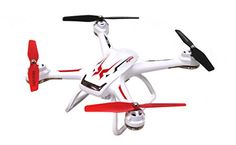 Syma X54HW First Person View Wifi Quadcopter with Altitude Hold 2.4 Ghz Live Video Drone White *** Be sure to check out this awesome product.