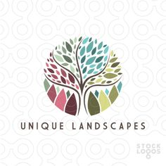 Unique Landscapes | StockLogos.com