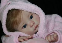 OOAK Reborn Baby Girl, (Lee Middleton) created by Georgia Babies