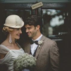 A beautiful and inspiring 1940's Parisian styled shoot! STUNNING!