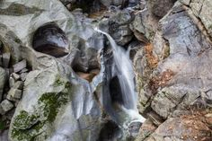 Heart Rock Waterfall Hike (Seely Creek Falls) in Crestline, CA | California Through My Lens