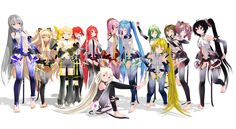 MMD-All my Append Models by clazza224