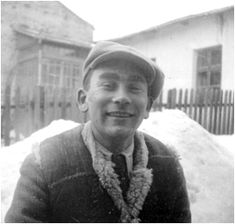 Photographed in Poland (1941) is Norman Salsitz, a Jew, who In October of 1942, organized an escape group of 55 people and fled to the surrounding forest to form a partisan unit. Norman's partisan unit fought through harsh weather conditions on rough terrain to dismantle and damage German railroads, mills, and police stations.