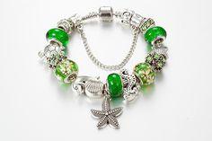 Emerald Murano Glass Beads Bracelets BT16036-1590, View murano bracelets, Brighton Product Details from Yiwu Hongye Jewelry Co., Ltd. on Alibaba.com