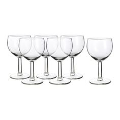IKEA - FÖRSIKTIGT, Wine glass