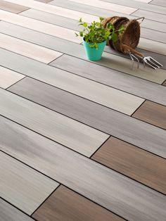 Garden Lodge, Timber Deck, Tile Floor, Flooring, Texture, Natural, Fun, Ideas, Green Environment