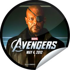 "Marvel's The Avengers: Nick Fury -   Marvel Studios presents ""Marvel's The Avengers"" - the Super Hero team up of a lifetime featuring the iconic Nick Fury, as well as The Incredible Hulk, Thor, Captain America, Hawkeye and Iron Man. In theaters May 4. Share this one proudly. It's from our friends at Marvel"
