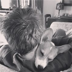 When your dog uses you for warmth but you don't care http://ift.tt/2rP6R2g