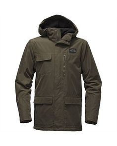 The North Face. Proven, loved and trusted brand for all your outdoor adventures. , The North Face Cuchillo Parka - Men's North Face Jacket, Parka, Military Jacket, The North Face, Exterior, Cold, Hoodies, Jackets, Stuff To Buy