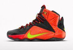 best website 7b2c4 ed299 Nike iD LeBron 12 to Add