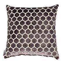 Sweet as a bee - this cushion. Zuiver Monty sierkussen (45x45 cm) Bruin
