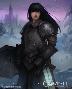 Crowfall - Throne War MMO | Archetyp Ritter