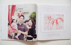 Make a Book Out of Your Kid's Artwork (http://blog.hgtv.com/design/2013/06/18/make-a-book-out-of-your-kids-artwor/?soc=pinterest)