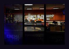 A mozi egyik irodája (Cinema City 4DX - 2015) Fotó: Vajda Anita - Hír7