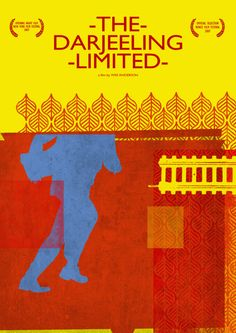 The Darjeeling Limited   poster by Ben Mcleod