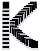 Domino like K