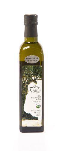 Extra Virgin Olive Oil, 100% Organic Certified, Monocultivar Biancolilla Olio Taibi,http://www.amazon.com/dp/B002IAPXS4/ref=cm_sw_r_pi_dp_oT1ktb1CN1N38B01