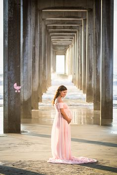 Mia Bambina Photography, San Diego Maternity Session, Maternity Photography, Beach Maternity Session, Sewtrendy Accessories, Maternity Gown                                                                                                                                                                                 More