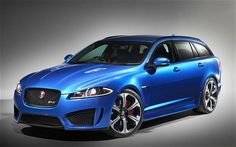 Jaguar unveiled the new XFR-S Sportbrake at the 2014 Geneva Motor Show. The 2015 Jaguar XFR-S Sportbrake is the first high-performance R-S branded sports estate car to be produced by Jaguar. The XFR-S Sportbrake is powered by a litre supercharged. Porsche, Audi, Bmw, Sports Wallpapers, Car Wallpapers, Jaguar Xf Estate, Carros Jaguar, Supercars, Volvo