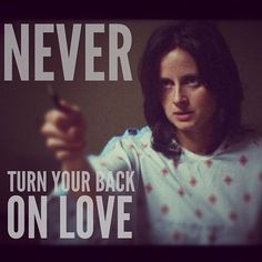 Never turn your back on a psych patient in love. #jenniferstidger #nothingwithoutyoufilm #indiefilm
