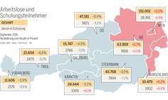 Arbeitslos Wien als Hotspot - DiePresse.com