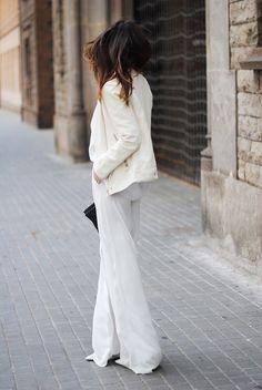 Total White - Fashion Vibe
