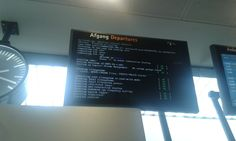 Linux booting at train station #bsod #pbsod