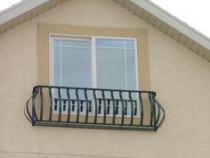 Love The Wrought Iron Balcony Iron Railing Pinterest The O