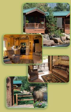 Paradise on the River | Big Thompson River Cabin Rentals in Colorado