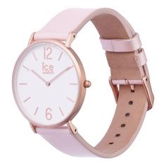 WATCHES CITY tanner Taupe rose-gold Small (S)
