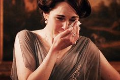 lady mary...oh lady mary....what ever shall you do without matthew?