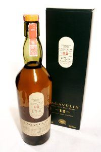 My favorite scotch of all time.  Lagavulin 12 Year Old Natural Cask Strength - Like drinking a smooth, smokey golden campfire.